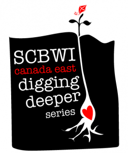 SCBWI Canada East Digging Deeper Series image