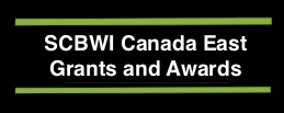 SCBWI Canada East Grants and Awards image